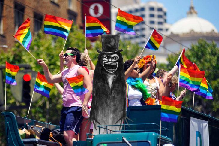 BABADOOK HOMOSEXUALES