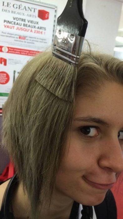 brocha cabello