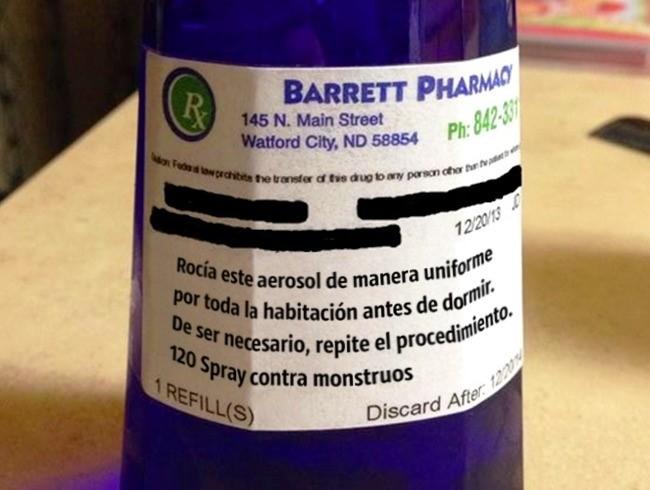 aerosol antifantasmas