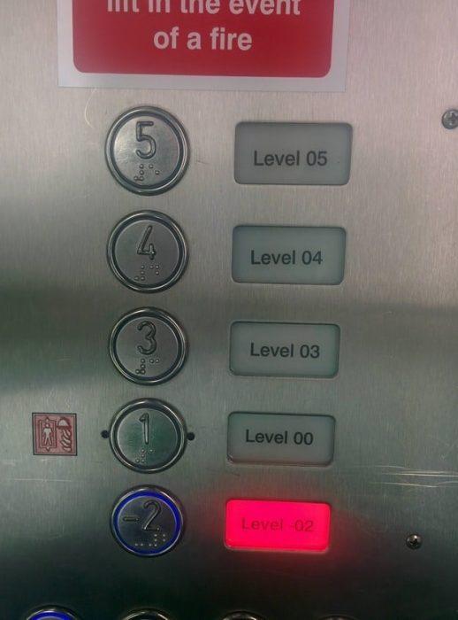 elevador numeros se saltan