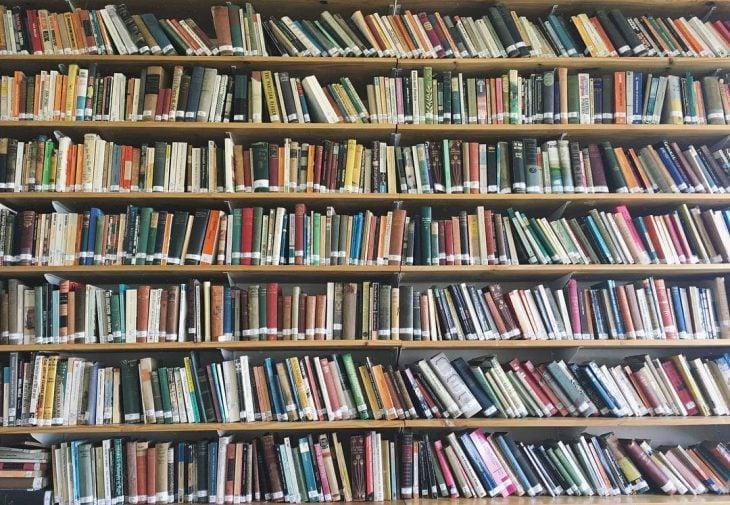 Librero enorme desacomodado RecreoViral.com