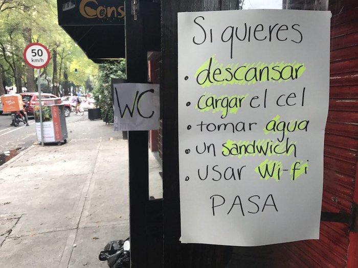 Terremoto México - pasa para descansar
