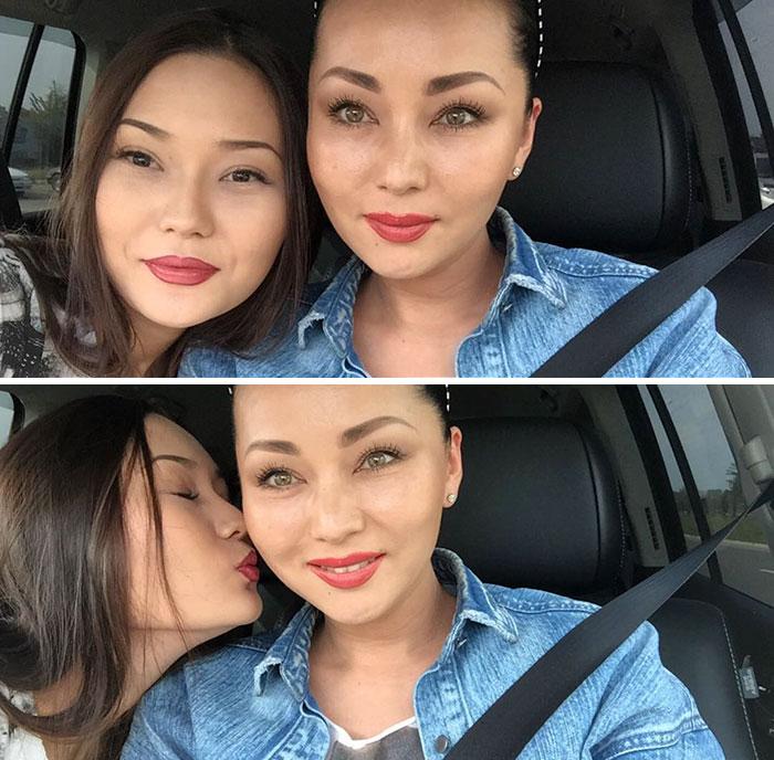 mamá gemela