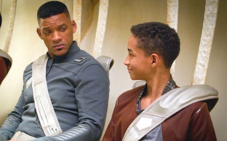 Will Smith e hijo