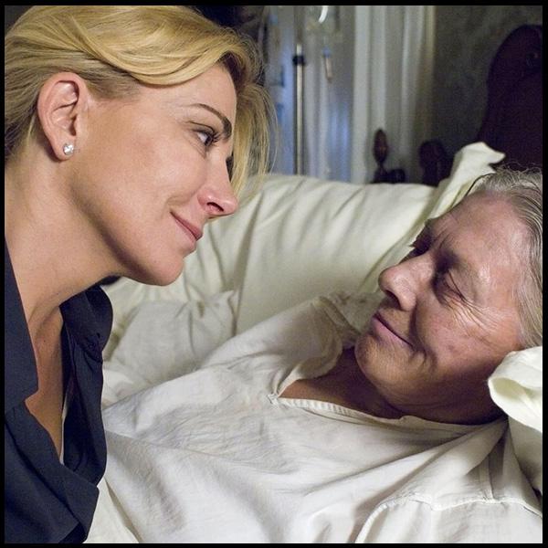 Natasha richardson y su mama