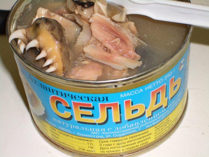arenque ruso