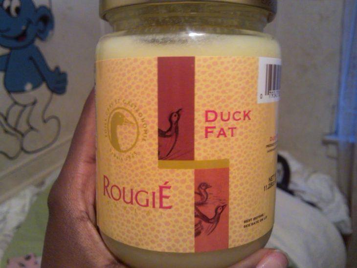 grasa de pato