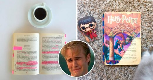 Cover fotografías que provocarán un paro a los amantes de los libros