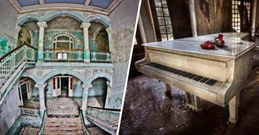 Cover Habitaciones abandonadas a las que jamás entrarías