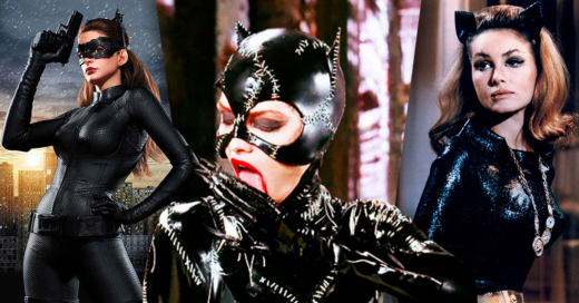 Cover actrices que han interpretado a Selina Kyle