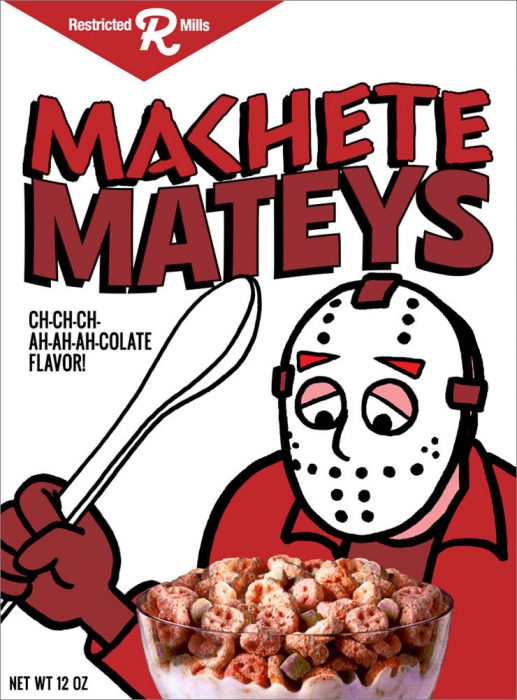 Jason cereal