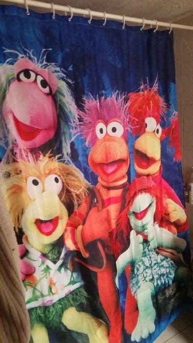 muppets cortina