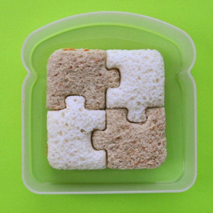 sándwich a la perfección puzzle