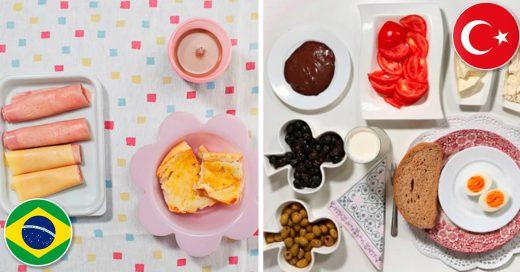 Cover Así es el desayuno en estos 10 países del mundo