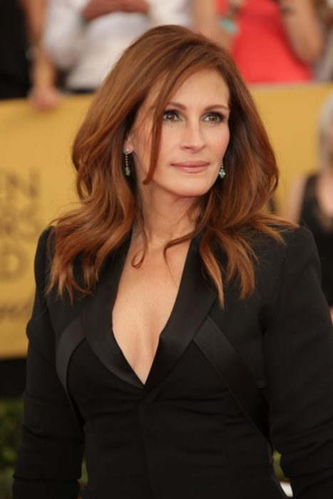 Julia Roberts no usa desodorante