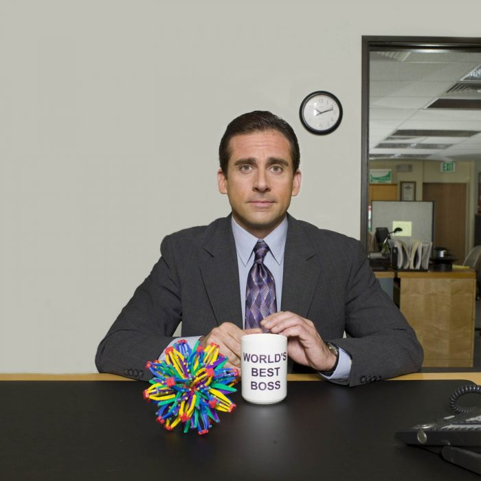 the office actor