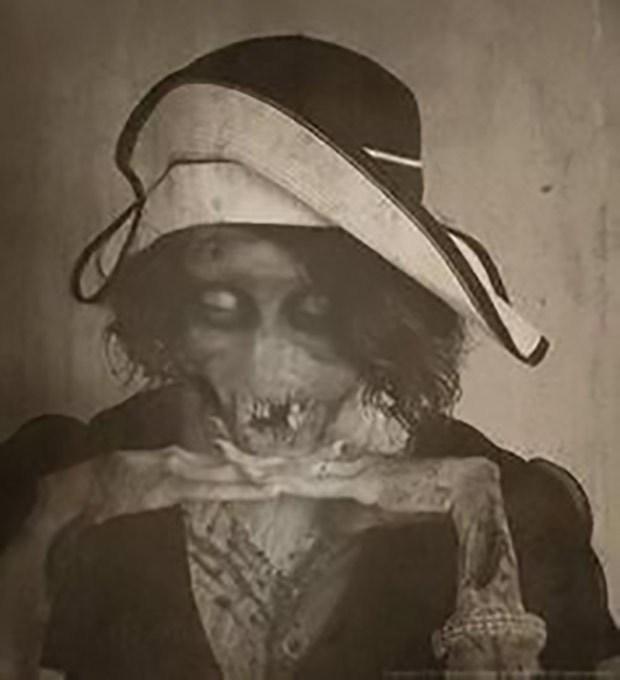 fantasma fotografías perturbadoras