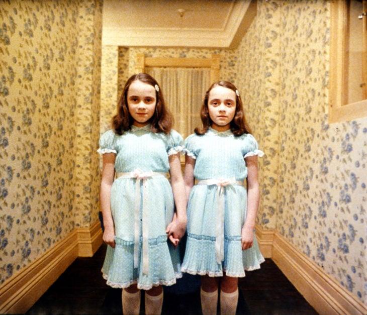 Las gemelas Resplandor