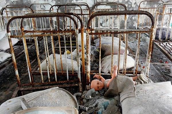 orfanato niños antiguo