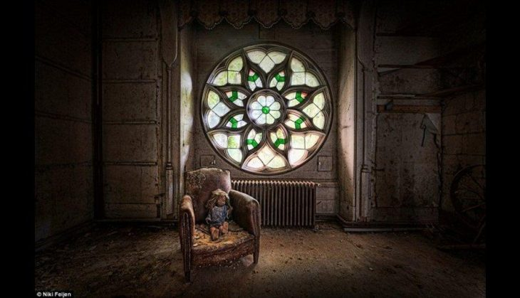 casa abandonada soledad