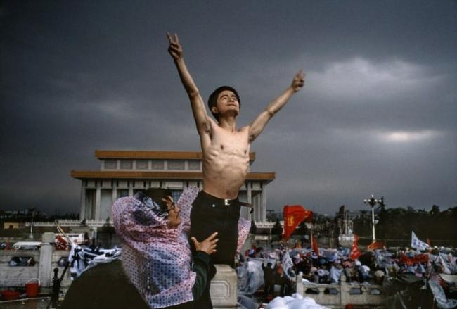 Libertad manifestante