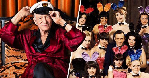 Cover Cosas que no sabías sobre el creador de la revista Playboy, el gran Hugh Hefner