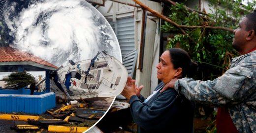 Cover El desastre que causó María en 15 fotografías de Puerto Rico