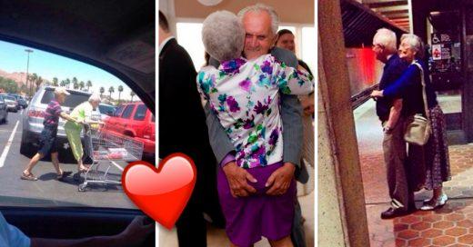Cover adorables fotos que demuestran que el amor verdadero es real e infinito