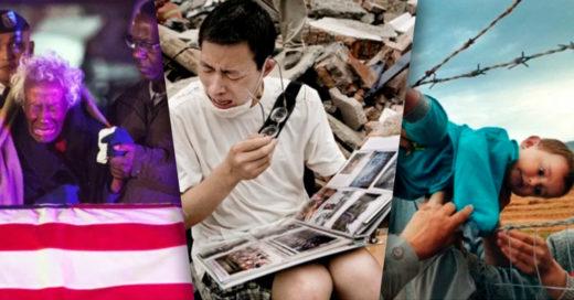 Cover Fotos que no puedes mirar y quedarte indiferente