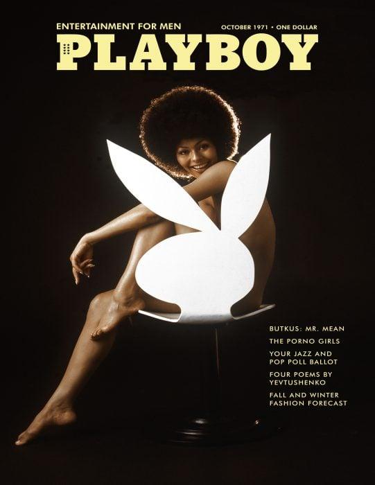 modelo negra playboy
