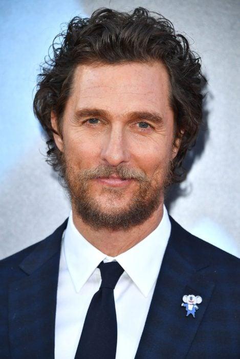 Matthew McConaughey es sucio