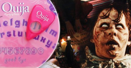 Cover Hasbró sacó su propia versión de la ouija