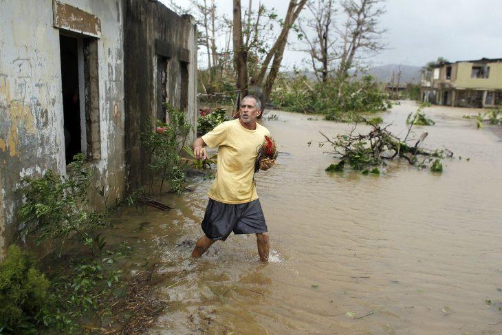 huracán puerto rico