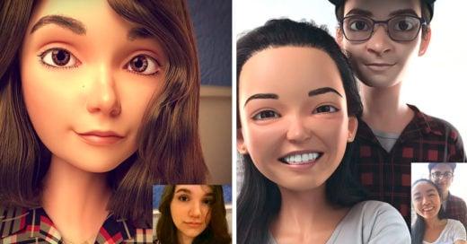 Cover Artista convierte a las personas en personajes de Pixar
