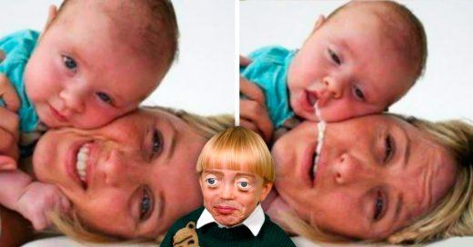 Cover Sesiones de bebé fails