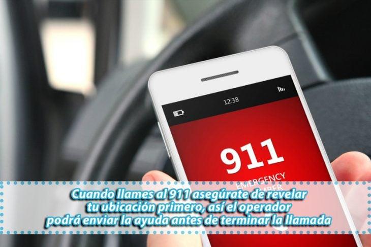 911 al rescate