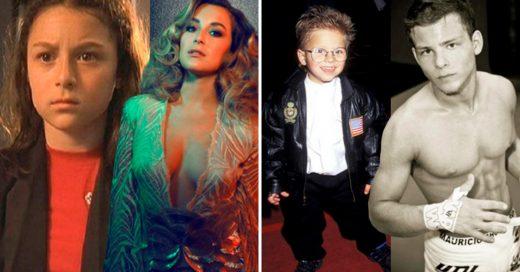 Cover Mira qué guapos se pusieron estos actores infantiles al crecer