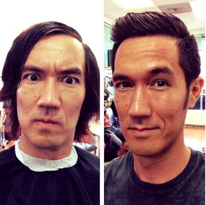 corte cabello asiático