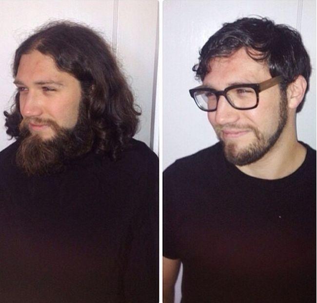 corte cabello chico intelectual