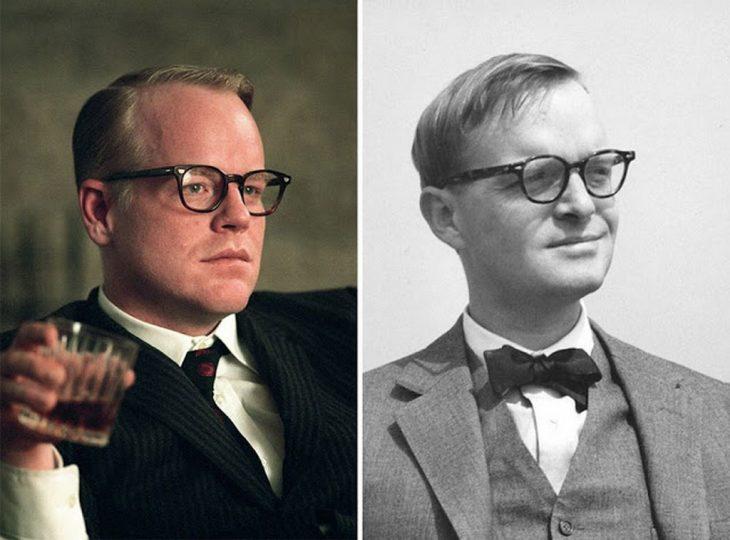 Philip Seymour Hoffman Thruman Capote