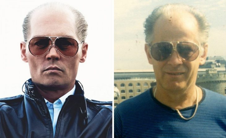 Johnny Depp James 'Whitey' Bulger