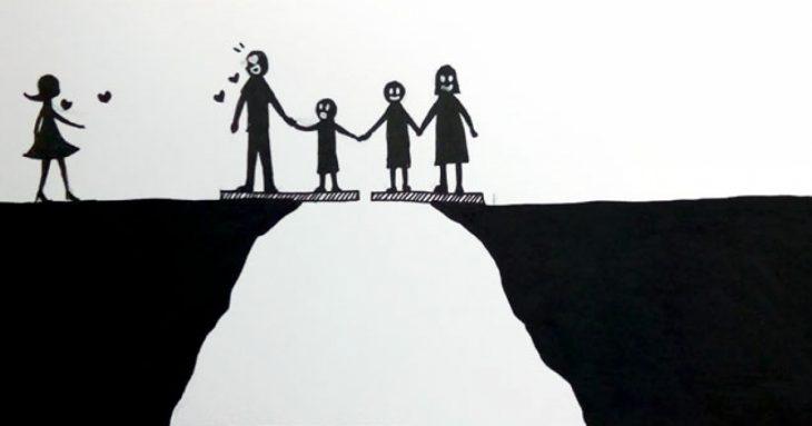 breve historia del divorcio