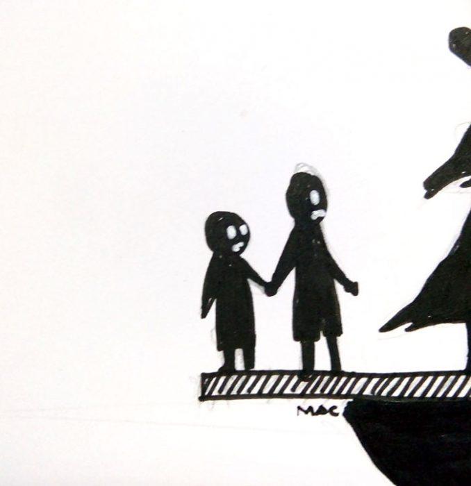 hijos historia divorcio
