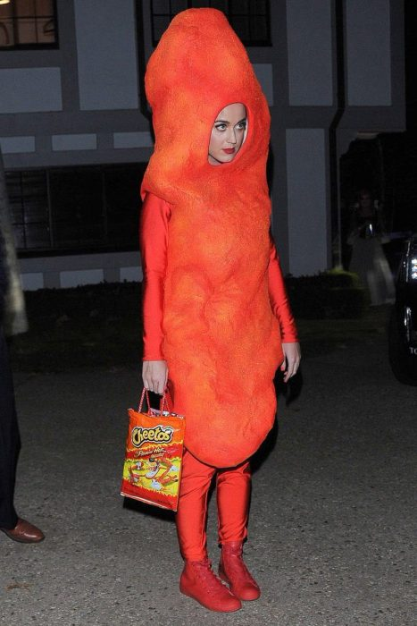 katty perry cheeto