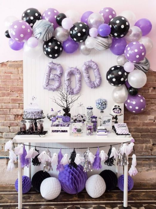 boo ideas globos