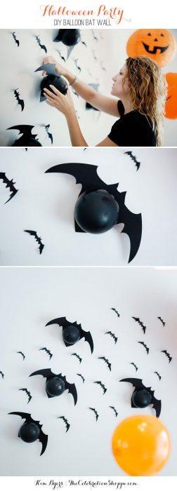 murciélago de globo