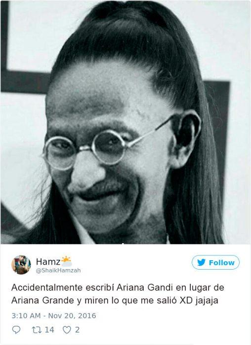 ariana gandi