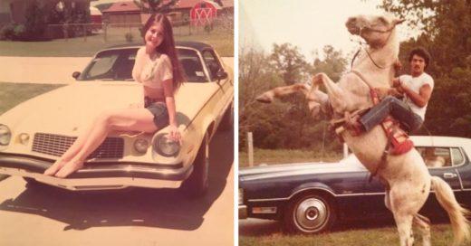 Cover padres que eran más cool en su juventud que sus propios hijos