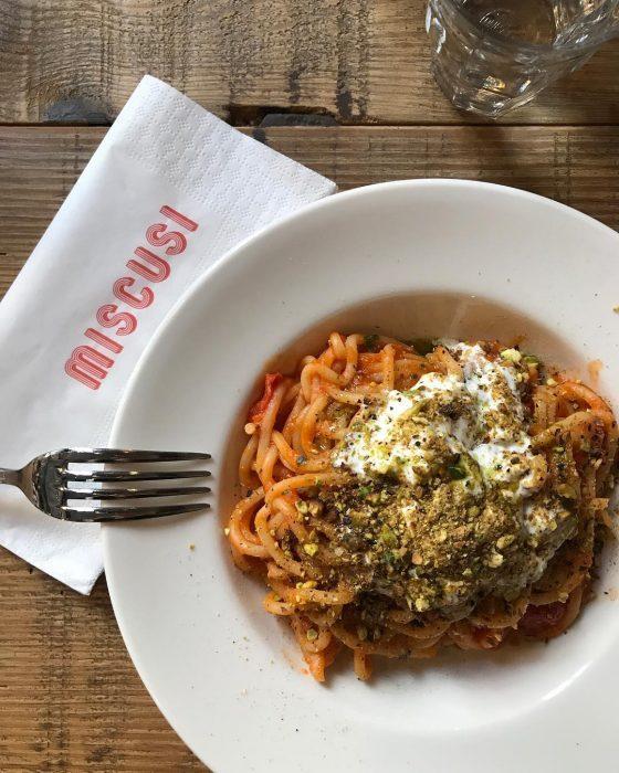 foto espaguetti