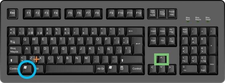 teclado teclas